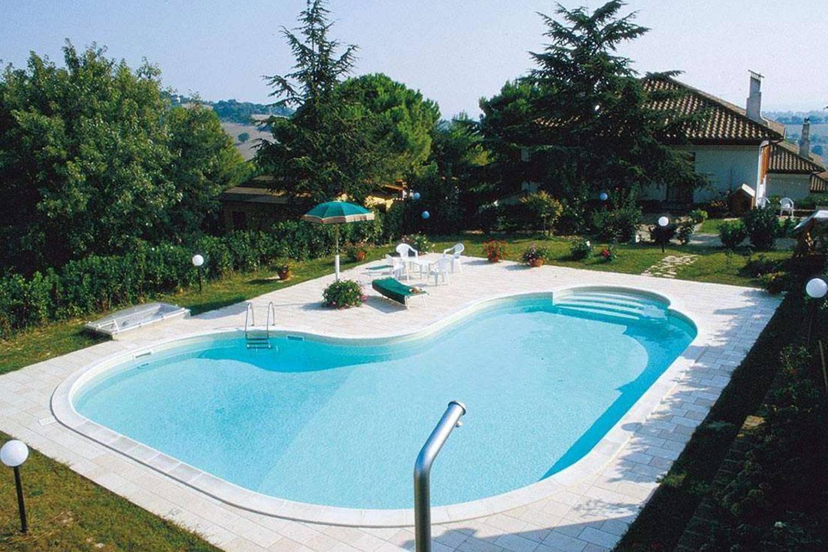 piscina interrata linea caraibi
